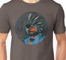 punk palm cockatoo Unisex T-Shirt