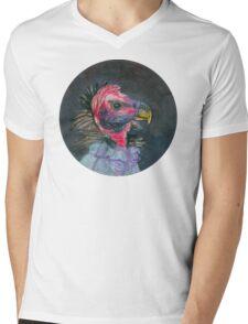madam turkey vulture Mens V-Neck T-Shirt