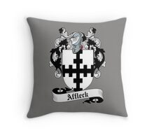 Affleck Throw Pillow