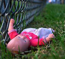 Pink Doll Wall art by photobuff