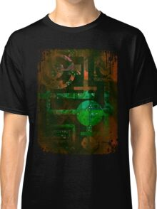 Midnight In Vector 5  Classic T-Shirt