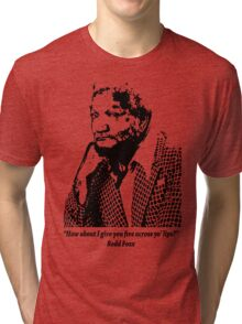 Redd Foxx Tri-blend T-Shirt