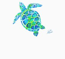 Sea Turtle no splots by Jan Marvin T-Shirt