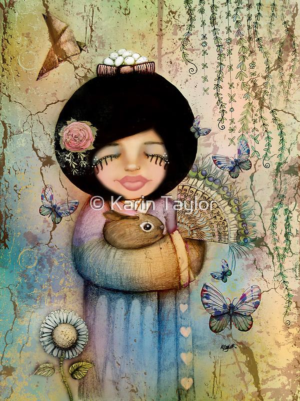 miss miyagi by © Karin  Taylor