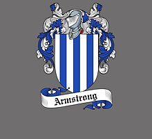 Armstrong  by HaroldHeraldry