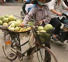 market produce | Hanoi Vietnam by Richard Keating