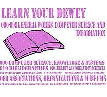 Learn your Dewey 000 Photographic Print