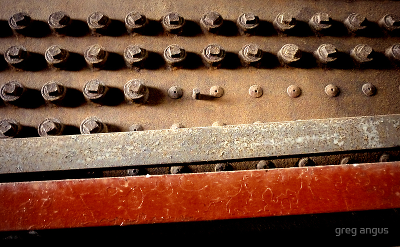 steam, bolts, and rivets by greg angus