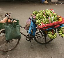Bananas | Hanoi, Vietnam by Richard Keating