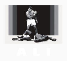 Muhammad Ali vs Sonny Liston Pop Art Kids Clothes