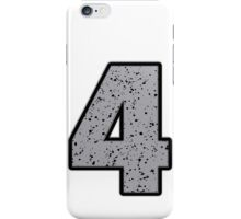AJ 4 Cement iPhone Case/Skin