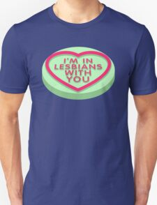 Candy Heart Pilgrim T-Shirt