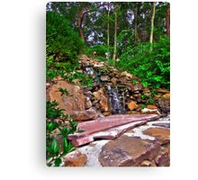 Some of Nature's Basics Canvas Print