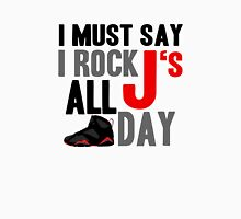 Rock JS All Day J7 Raptors Unisex T-Shirt