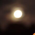 full Moon by PPPhotoArt