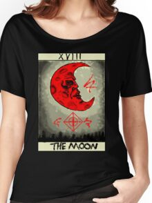 Tarot: The Moon Women's Relaxed Fit T-Shirt