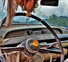 Cadillac Cruising by CarrieAnn