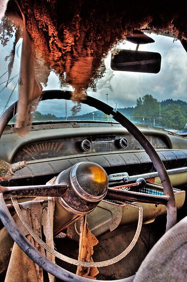 Cadillac Cruising by CarrieAnn
