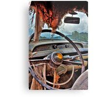 Cadillac Cruising Metal Print