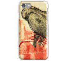 Red Entwine iPhone Case/Skin
