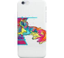 space lava kool aid cat iPhone Case/Skin