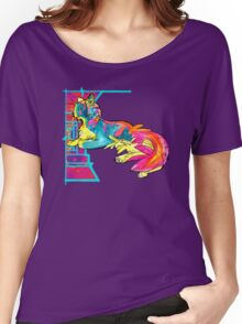 space lava kool aid cat Women's Relaxed Fit T-Shirt