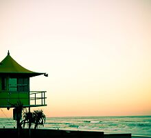 Sunset in Surfers by emilyrolles