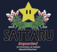 Sattaru - 6 color by SholoRobo