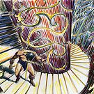 Conan-fantasy illustration by Francesca Romana Brogani