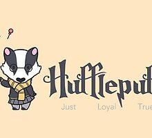 Hufflepuff by KiellR