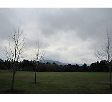 Mt. Cambewarra (NSW South Coast) Photographic Print