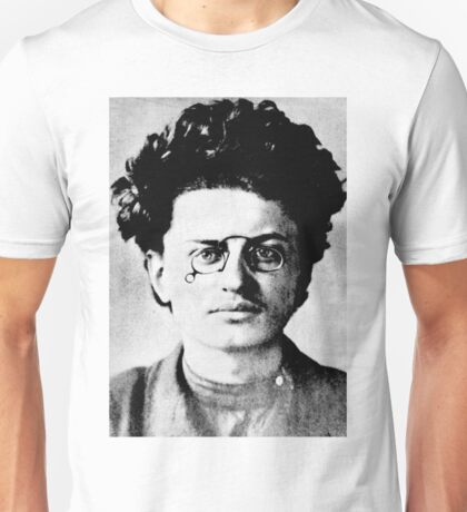 Historical Hipsters - Leon Trotsky Unisex T-Shirt