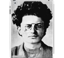 Historical Hipsters - Leon Trotsky iPad Case/Skin