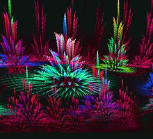 Ferns O' Puff by tcat757