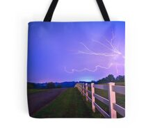 Country Road-Nebraska Tote Bag