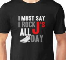 Rock JS All Day J3 WC Unisex T-Shirt