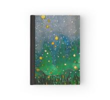 Meteors & Fireflies Hardcover Journal