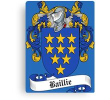 Baillie  Canvas Print