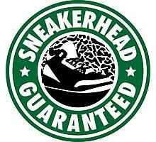 Sneakerhead Guaranteed Photographic Print