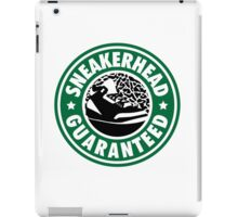 Sneakerhead Guaranteed iPad Case/Skin