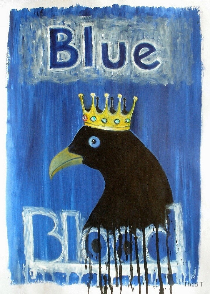 Blue Blood by Thea T
