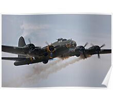 Sally B in trouble Poster