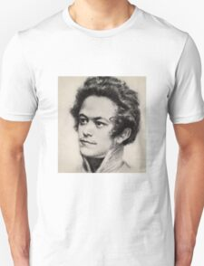 Historical Hipsters - Karl Marx Unisex T-Shirt
