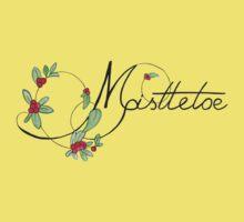 Mistletoe  One Piece - Short Sleeve