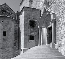 Dubrovnik Steps by Keith  -
