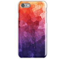 Crystal Rainbow Abstract iPhone Case/Skin