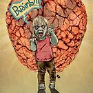 Bwains!!! Zombie Toddler. by MrFoz