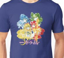 Manga Senshi Power Unisex T-Shirt