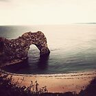 Durdle Door by Olivia Parker-Scott