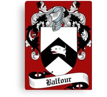 Balfour  Canvas Print